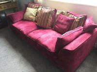 3 Seater Couch / Sofa