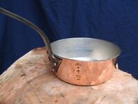 Newlyn tinning HM Services 3.3mm EXTRA-FORT copper Windsor pan Pheon Broad Arrow