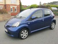 TOYOTA AYGO 1.0 BLUE 3 DOOR