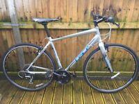 GT Tachyon 4.0 Mens Hybrid Bike Fast Lightweight
