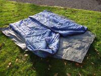 Sleeping bags - 2 matching Slumbalux sleeping bags