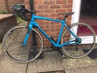 Giant Contend SL 1 2017 - Road Bike - ML - Blue - Worth £999 brand new, sell for £650