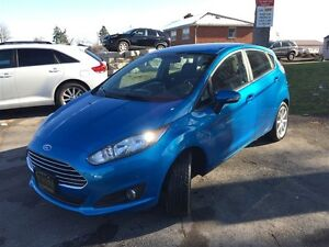 2015 Ford Fiesta SE - $51/Wk - Aux/USB Input-Fuel Saver-Powertra London Ontario image 9
