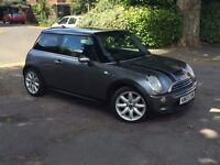 2003 MINI COOPER S 1.6 PETROL SUPERCHARGED FULL SERVICE HISTORY 12 MONTHS MOT GOOD RUNNER!!