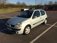 Stunning Clio in excellent condition   2004   low mileage