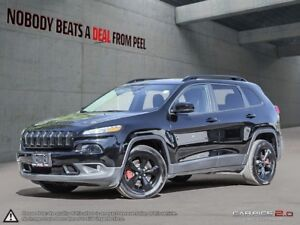 2018 Jeep Cherokee Limited High Altitude Black OPS Edition*NAV*C