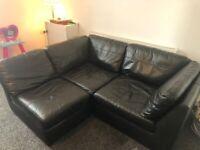 Sofa , set three exchangable pieces