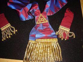 Masonic Sash and apron tassles