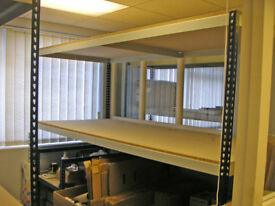 4 Shelf Boltless Racking Shelving 200cm x 205cm x 51cm