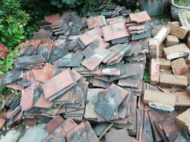 handmade Terracotta Roof tiles
