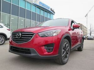 2016 Mazda CX-5 GT TECH PKG ZERO PERCENT FINANCE!!!