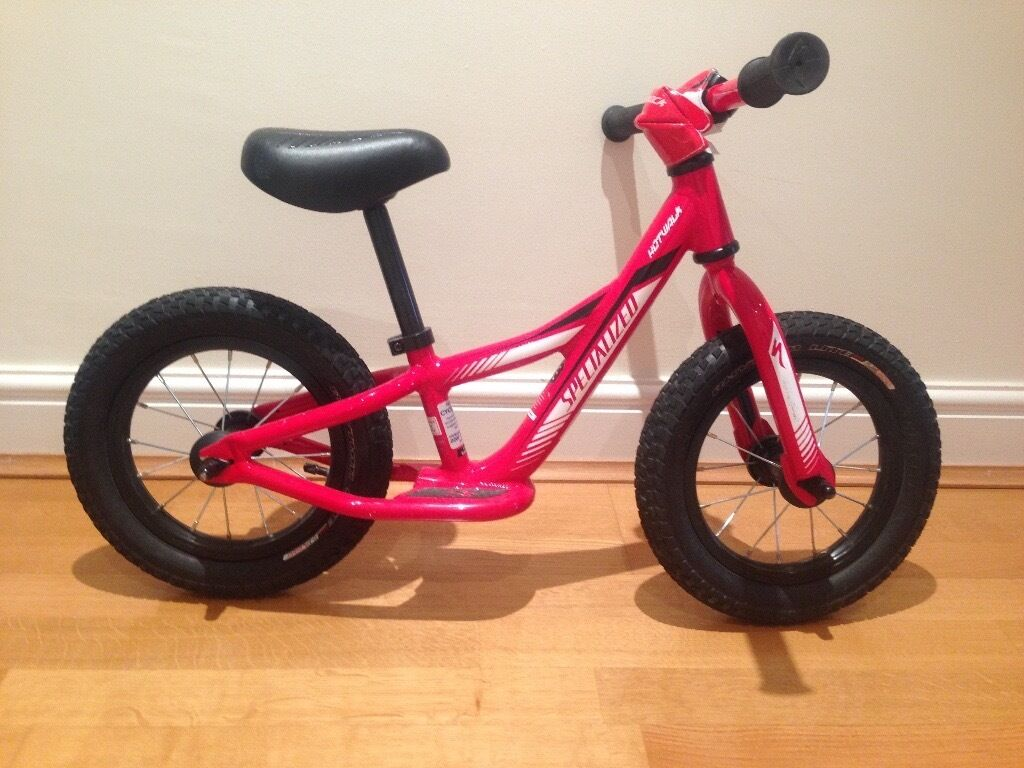 Top condition Specialised Balance Bike - Used twice only