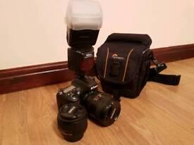 Nikon D600 set
