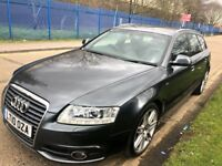 AUDI A6 AVANT LE MANS EDITION 2010 FULL SERVICE HISTORY SAT NAV FULLY LOADED PARKING SENSORS H/SEATS
