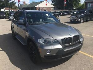 2008 BMW X5 4.8i 7-Pass, Loaded; Leather, Roof and More !!!! London Ontario image 18