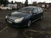 citroen c5 hdi 1.6 diesel 2007 drive perfect