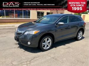 2015 Acura RDX TECH PKG/ NAVIGATION/ REAR CAMERA/LEATHER/SUNROOF