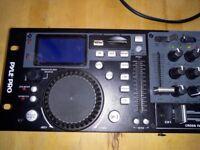 DJ Mixer PylePro-PDJ48OUM