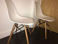 Chairs imitation Eames