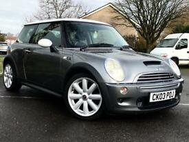 Mini Cooper S Supercharged One of a Kind with Low Miles 200+ BHP