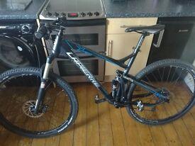 Lapierre x control 329 mountain bike