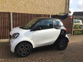 2015 Smart For 2 Prime, Low milage, just had it's first service, must be seen