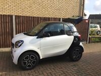 2015 Smart fortwo Prime (new model), Low milage(8739). Company car forces sale!