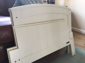 Mamas & papas cotbed package, includes undercot storage drawer & changing unit.