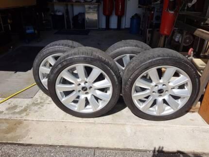Original Range Rover Sport HSE 20Inch alloy rims