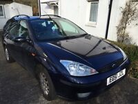 FORD FOCUS CHIA 1.596, AUTO, Blue, PETROL