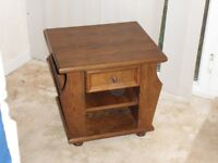 Small cabinet or television stand