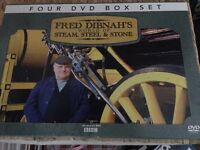 Fred Dibnah's set