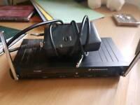 Sennheiser Freeport SK2-e Wireless system