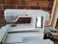 Brother Innov-is V5 sewing/ Embroidery machine , like new, Collection Only