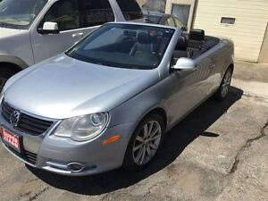 2008 Volkswagen Eos Trendline|Convertible|Leather|Mint Condition
