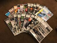 22 BMW magazines - 20 Perfomance Bmw, 2 Total Bmw