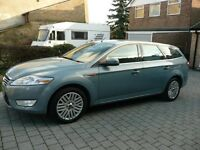 ford mondeo 2.0 tdci ghia estste