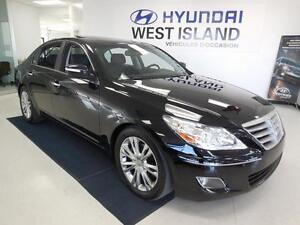 2009 Hyundai Genesis TECH PKG 3.8L V6 CUIR/TOIT/NAVI 95$/semaine