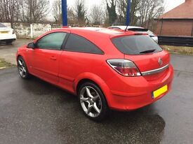 2008 Vauxhall Astra 1.4 3dr Sports Hatchback