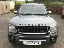 Land rover discovery 3 xs 2007
