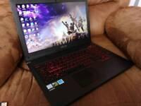 ASUS i7 7700HQ 16gb RAM laptop