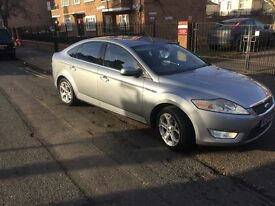 Ford mondeo tittanium pco uber ready