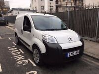 CITROEN NEMO 1.2 HDI 16V DIESEL VAN ENTERPRISE EDITION, NEW CLUTCH, NEW SERVICE, MINT VAN HPI CLEAR