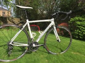 Scott carbon road bike for sale size medium