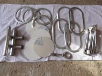 Boat Yacht Items Cleats Portholes Rope Tensioners New and Reclaimed