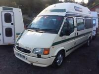FORD TRANSIT. 2.5 TD DUETTO AUTOSLEEPER CAMPER