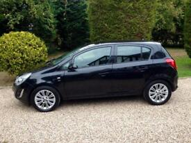 Vauxhall corsa automatic only 48000 fsh