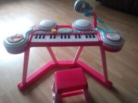 Childrens keyboard