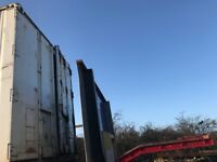 40ft container, water tight £1500
