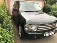 Range rover L322 HSE +++ Spares or Repair+++